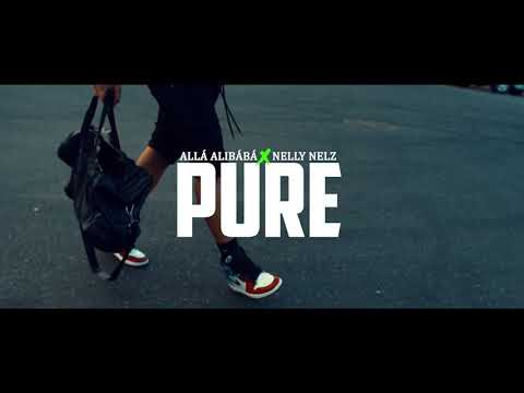 Allá-Alibábá ft Nelly Nelz - Puré (Video Oficial)