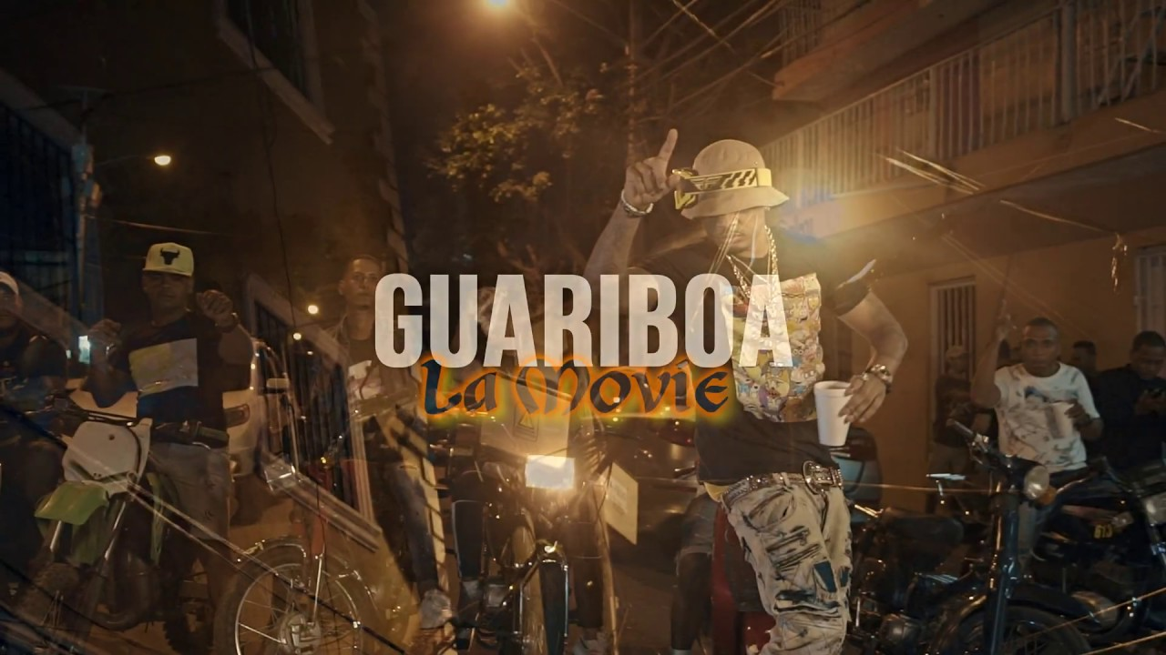 Guariboa - La Movie (Video Oficial)