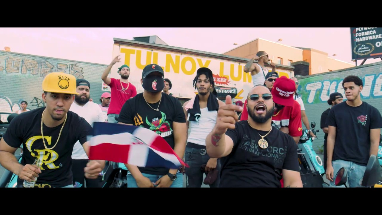 Kapuchino ft Pachino Escobar - Gringo (Video Oficial)