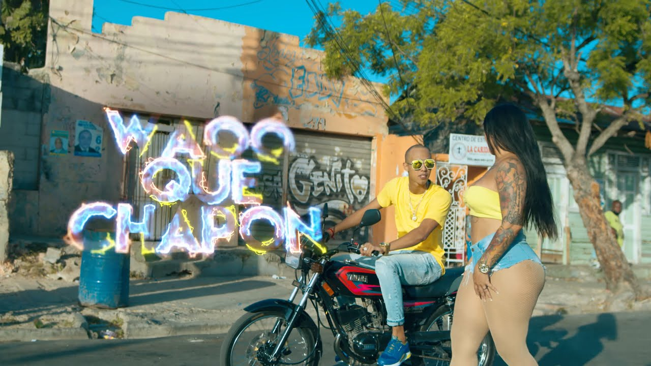 Young Gatillo - Waoo Que Chapon (Video Oficial)