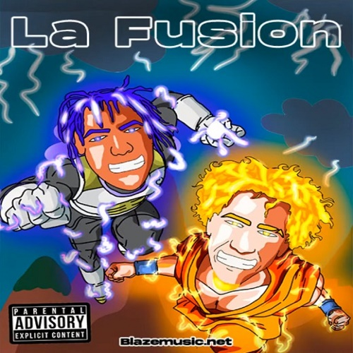 Boddy MC ft Brito Free - La Fusión (Goku & Vegeta)