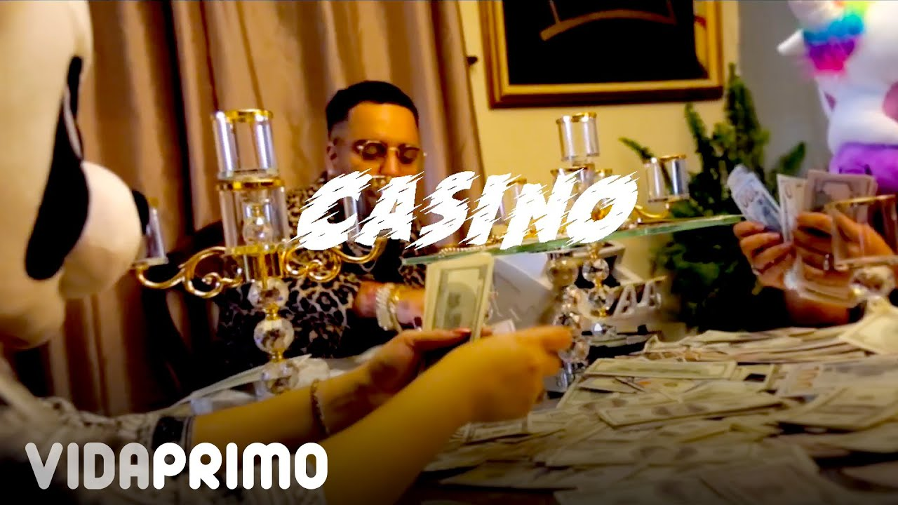Alex Kyza - Casino (Video Oficial)
