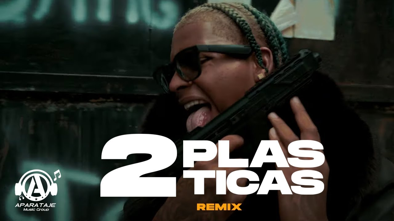 Anonimus ft Quimico Ultramega, Calka, Tivi Gunz & Nino Freestyle - 2 Plasticas Remix (Video Oficial)
