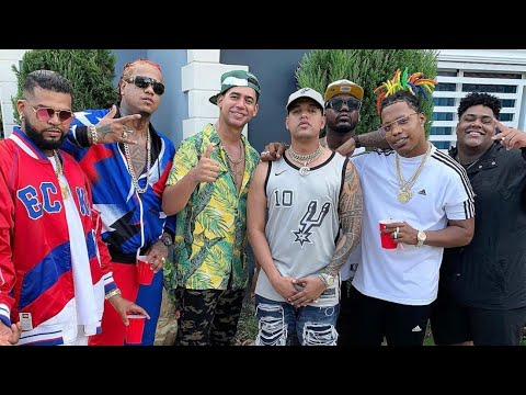 Bulova ft El Mayor Clasico, Shelow Shaq, Ceky Viciny, Poeta Callejero, Boke, Bigoblin - No La Tiene Remix (Video Oficial)