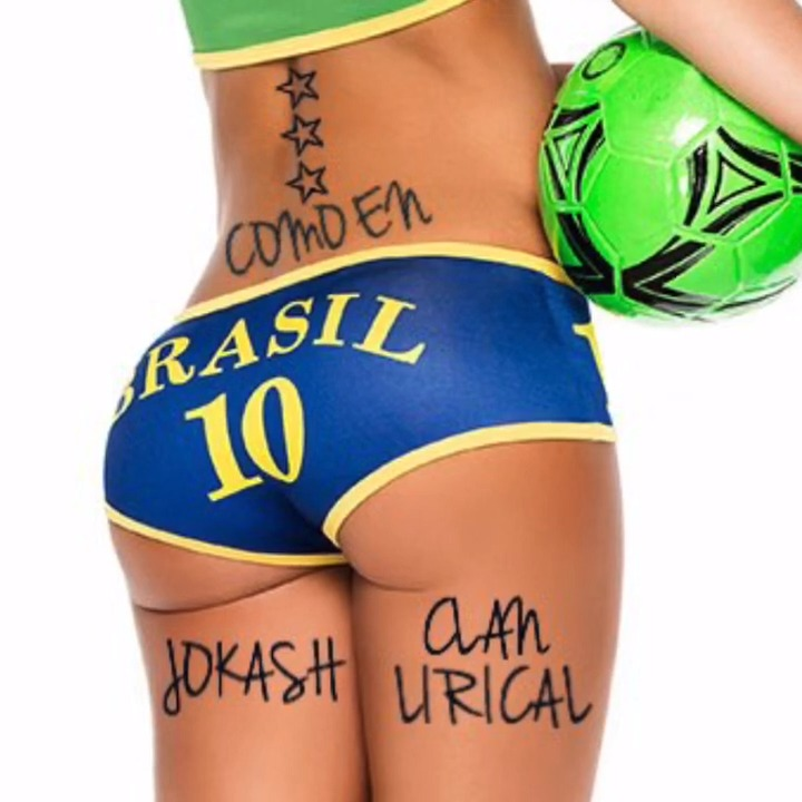 Jokash ft Clan Lirical - Como En Brasil