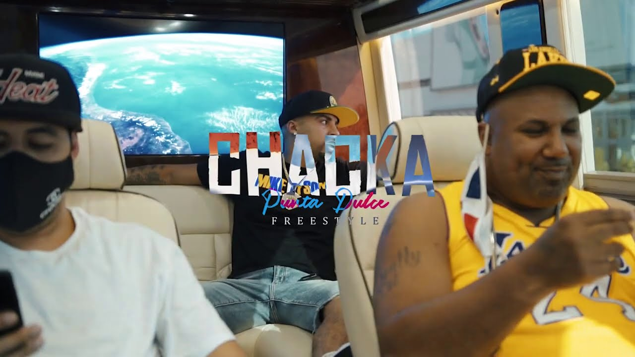 Chacka - Punta Dulce Freestyle (Video Oficial)