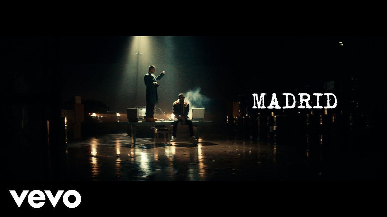Maluma ft Myke Towers - Madrid (Official Video)