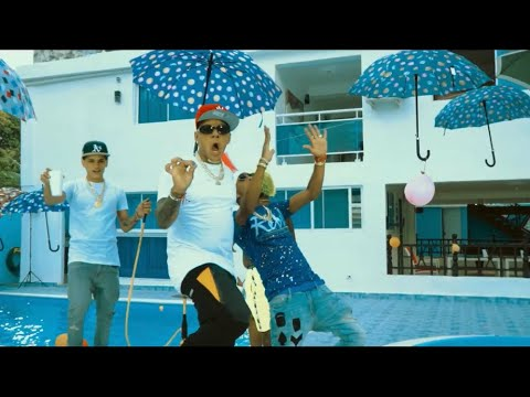Yomel El Meloso ft Papa Jeison, Ollejey, Cherry Scom - Fiestatata Remix (Video Oficial)
