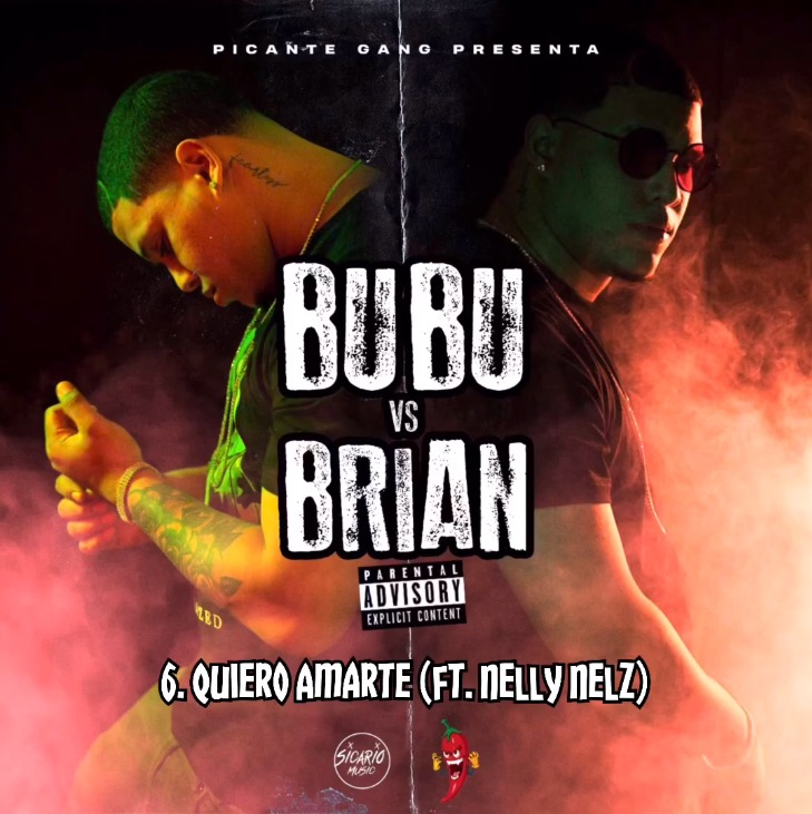 Bubu 35 ft Nelly Nelz - Quiero Amarte