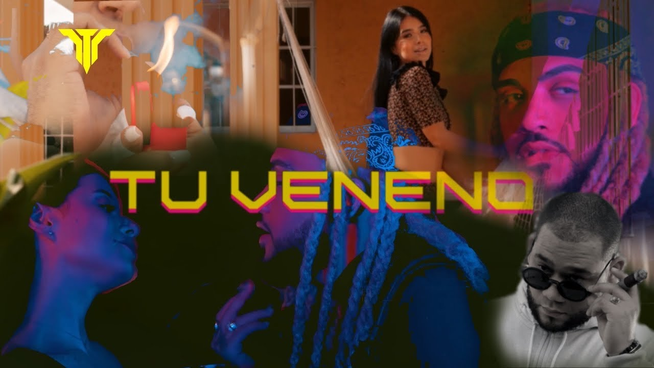ElTalMickey ft Jontana - Tu Veneno (Video Oficial)