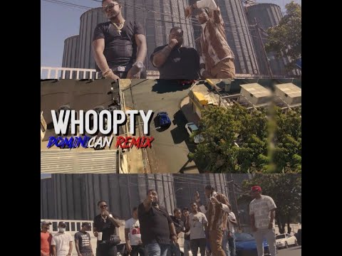 Quimico Ultra Mega ft Drumz LT, Chapa La Voz, G Money, Tivi Gunz & Kenny Staxx - Woopty (Dominican Remix) (Video Oficial)