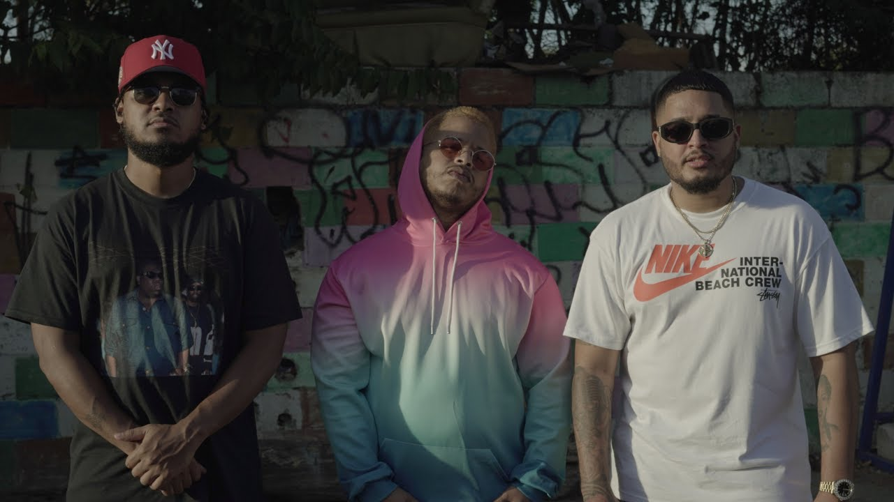 T.Y.S ft Big O & Dk La Melodia - Bobo E Lo Que Hay Remix (Video Oficial)