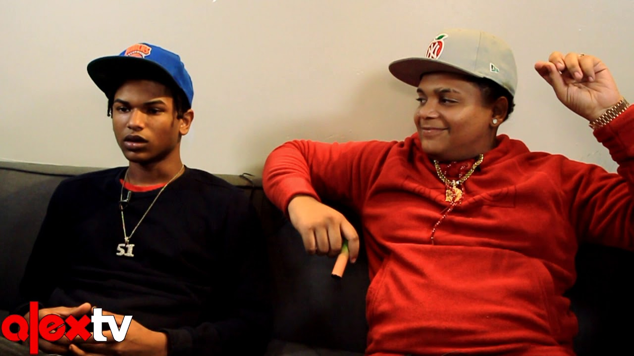 Lil Ghetto & Little Chris: Nos Habla De Su Vida Inicial & Musical En NYC