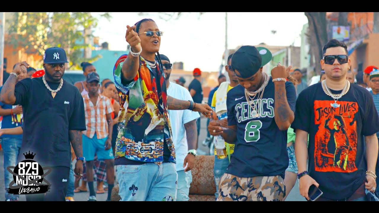 El Fecho RD ft Ceky Viciny, Quimico Ultra Mega & Shadow Blow - Bruto (Video Oficial)