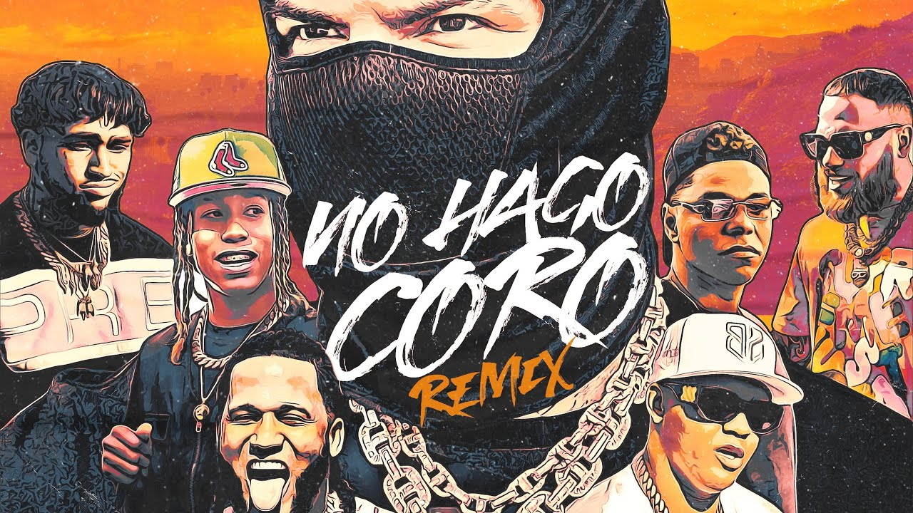 Farruko ft El Alfa, Nino Freestyle, Bryant Myers, Miky Woods, Secreto - No Hago Coro Remix (Video Oficial)