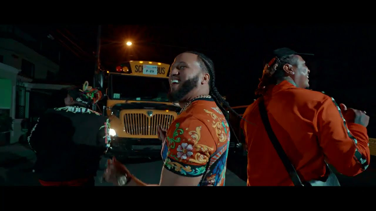 El Alfa El Jefe ft Shelow Shaq, Guariboa & El Boke - Las terrenas (Video Oficial)
