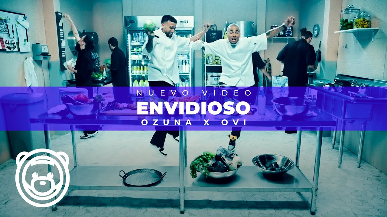 Ozuna ft OVI - Envidioso (Video Oficial)