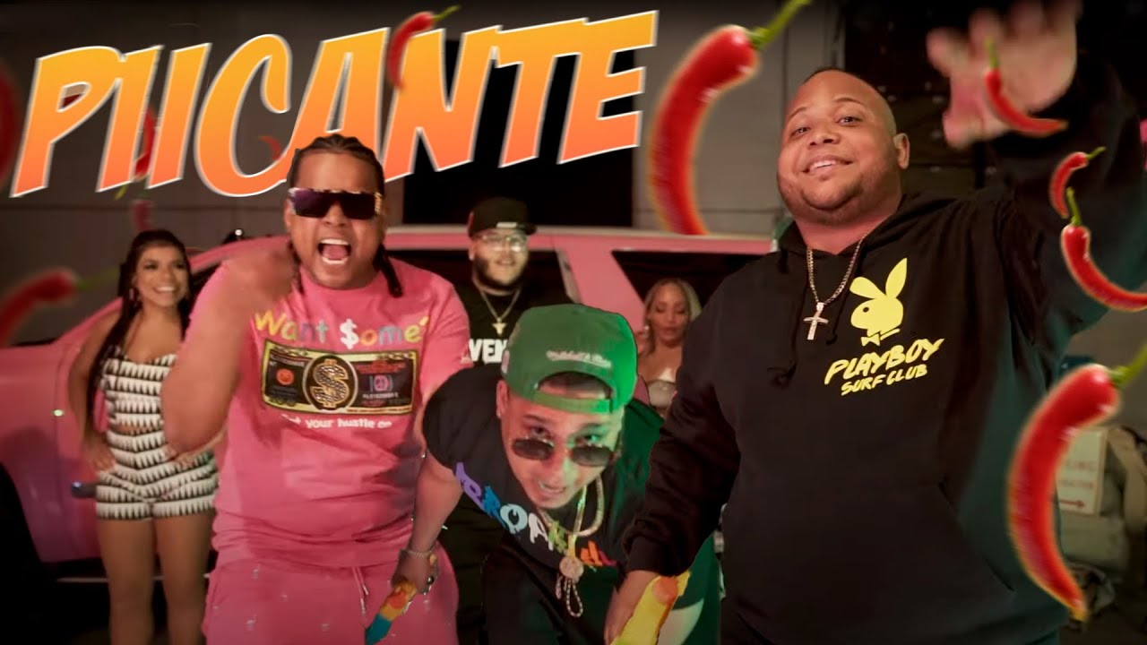 HighFull ft Jarxiel & Jnote - Picante (Remix) (Video Oficial)