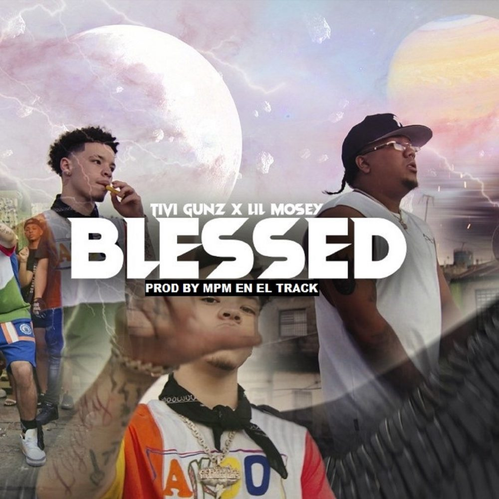Tivi Gunz ft Lil Mosey - Blessed