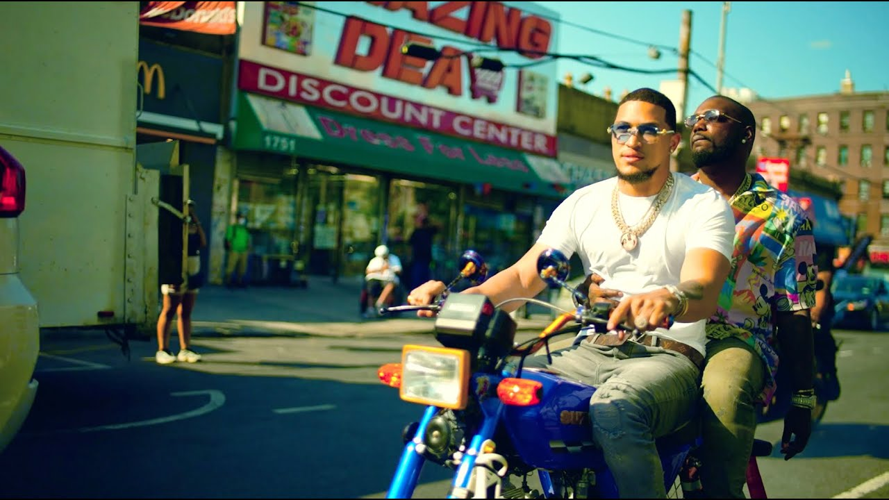 Coyote 63 ft Ceky Viciny, El Fother & Young Flow - Jefe Jefe (Video Oficial)